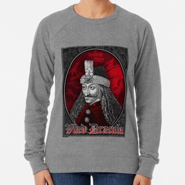 Vlad Dracula Gothic Lightweight Sweatshirt