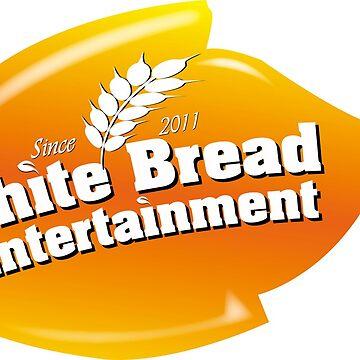 White Bread Logo by majinbuu