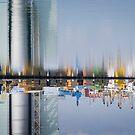 Shoreham Power Station - Shoreham Docks by Heather Buckley