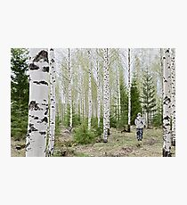 Ecological Photographic Print