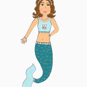 Mermaid Pearl by Tangerine-Tane