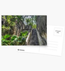Queen's Staircase in Nassau, The Bahamas Postcards