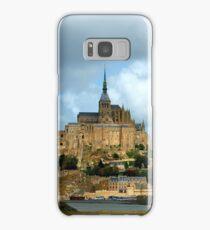 Mont Saint-Michel  Samsung Galaxy Case/Skin