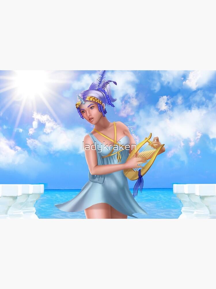Dance Muse by ladykraken