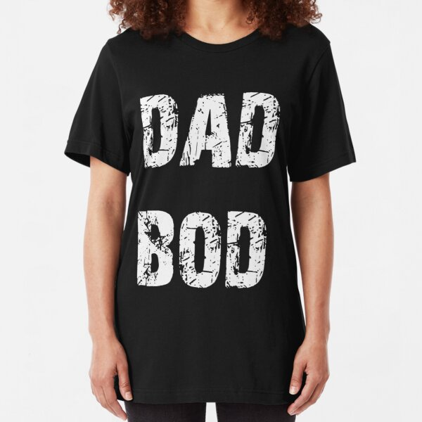 Mad Over Shirts Stop Staring At My Dad BOD Unisex Premium Tank Top