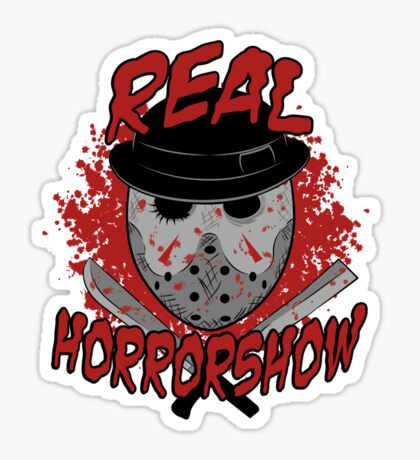 Real Horrorshow Sticker