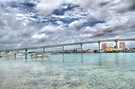 Bridge over Potter's Cay in Nassau, The Bahamas by Jeremy Lavender Photography