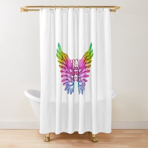 Amy Brown Shower Curtains Redbubble