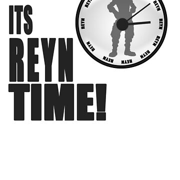 Its Reyn time by joetachi