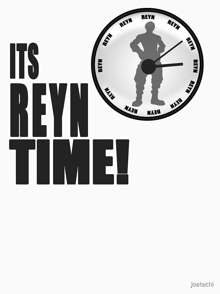 TShirtGifter presents: Its Reyn time | Unisex T-Shirt