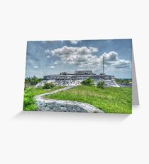 Fort Charlotte in Nassau, The Bahamas  Greeting Card