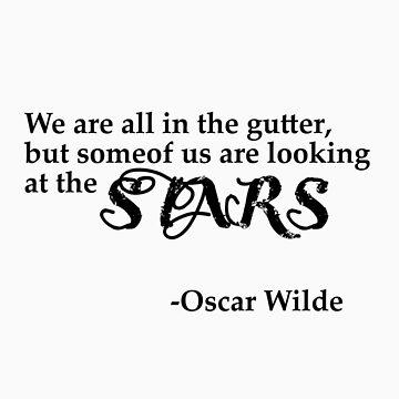 Oscar Wilde- STARS by TheBeardedOne