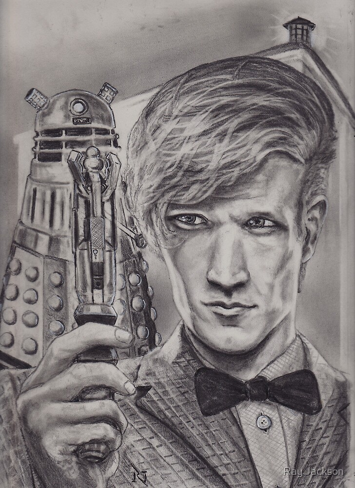 DR WHO ? by Ray Jackson