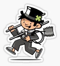 chimney-sweep Sticker