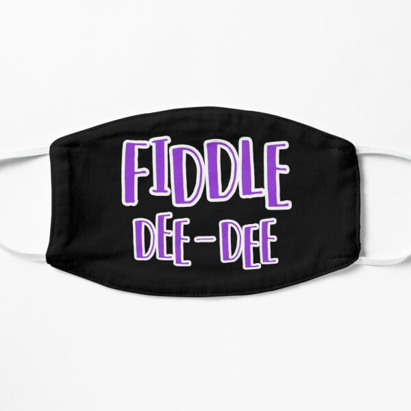 Fiddle-dee-dee Mask