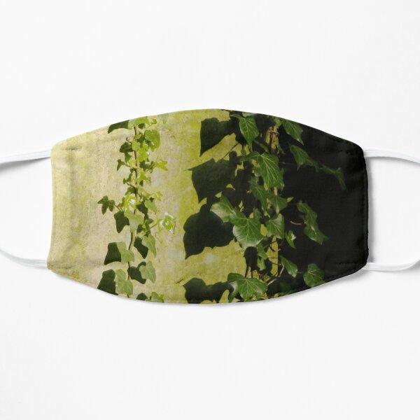 Trailing ivy on grave Mask