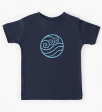 Water Tribe Symbol Kids Clothes