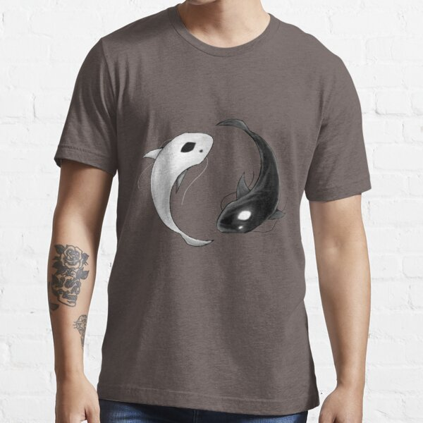 Yin and Yang Essential T-Shirt