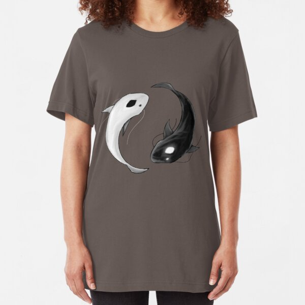 Yin and Yang Slim Fit T-Shirt