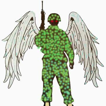Angel of death  by spcolsen0297