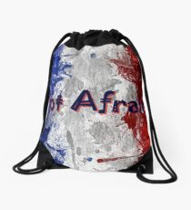 Not Afraid ~ 11/13/2015 Drawstring Bag