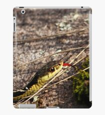 Forked Tongue iPad Case/Skin