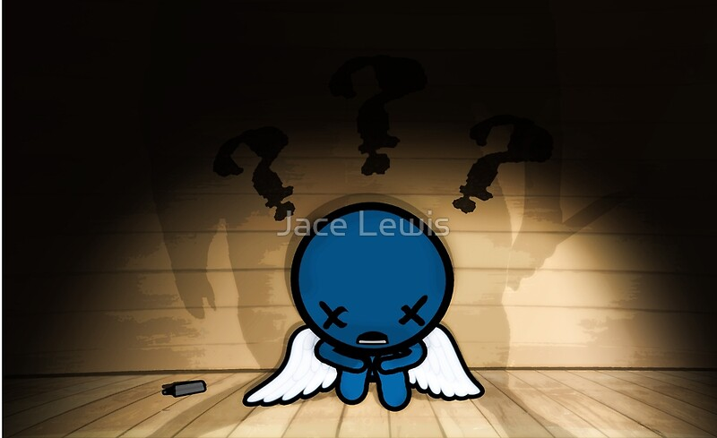 Binding Of Isaac Blue Baby