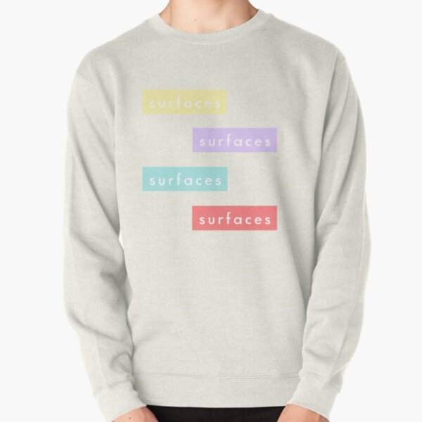 surfaces pack Pullover Sweatshirt