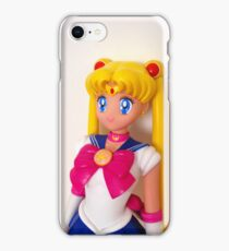 Sailor Moon Doll iPhone Case iPhone Case/Skin