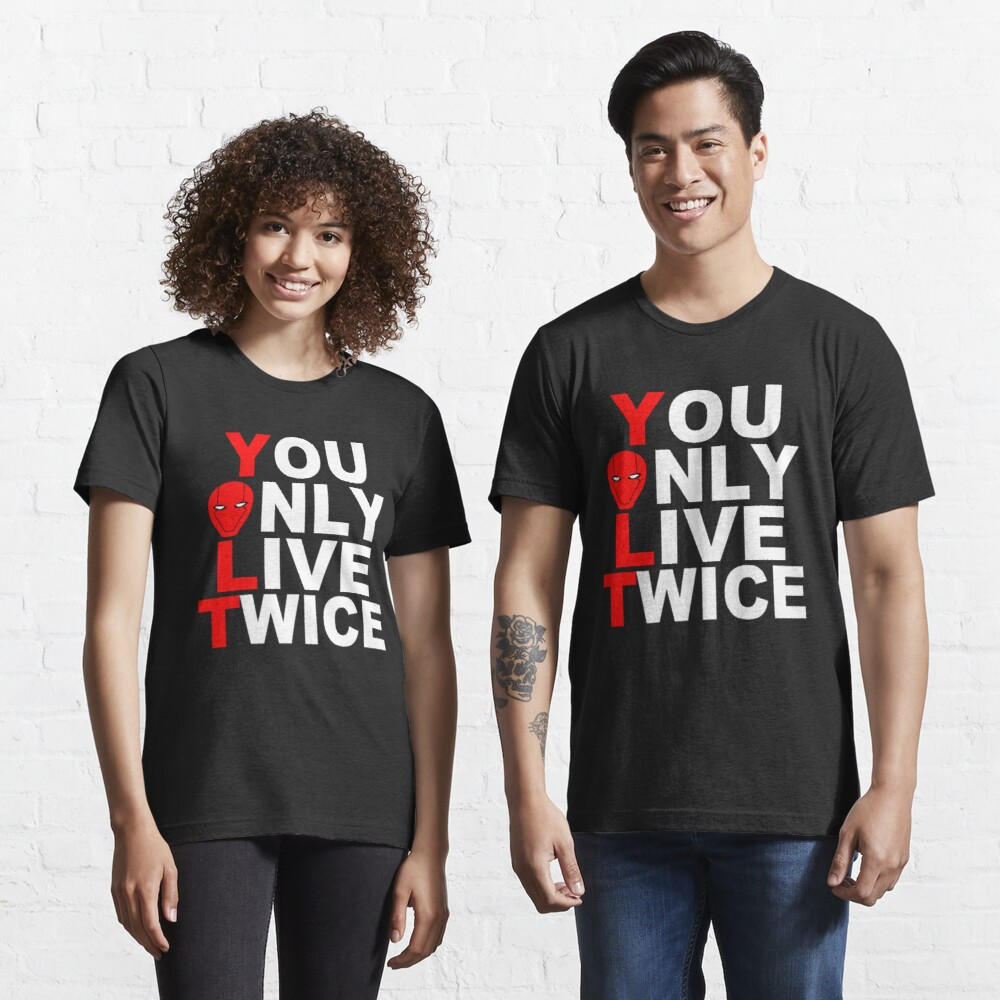 Red Hood: You Only Live Twice Essential T-Shirt