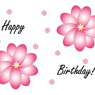 Frangipani Birthday! by Rachael Ryan