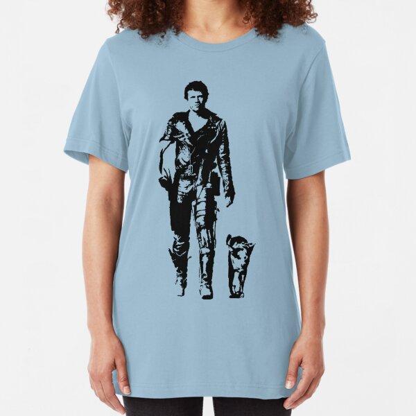 Main force patrol Letters t-shirt Mad Miller Furiosa Max intercepteur t-shirt