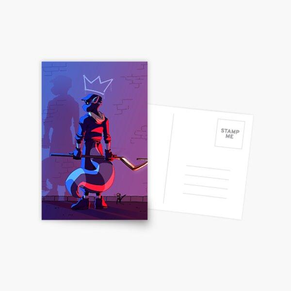 Thief Prince Postcard