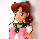 Sailor Jupiter Doll iPhone Case by bunnyparadise