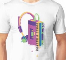 Gunge and Grunge Walkman Unisex T-Shirt