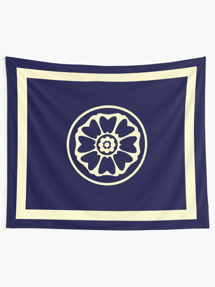 Alternate view of Order of the White Lotus Tapestry