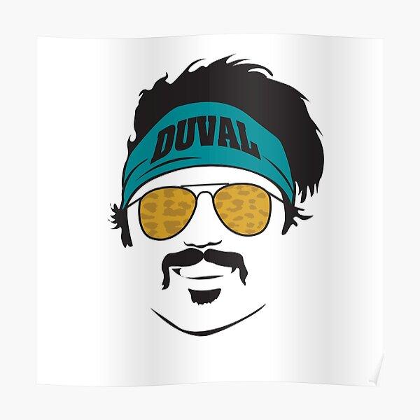 Jacksonville Jaguars Gardner Minshew Duval  Poster