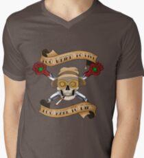 Gonzo Pirate Men's V-Neck T-Shirt