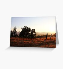 Mendocino  Greeting Card