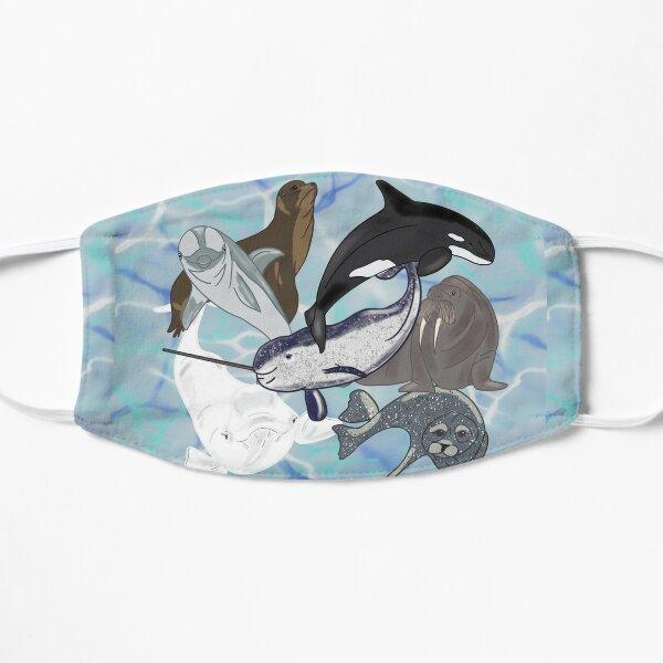 Marine Mammals  Flat Mask