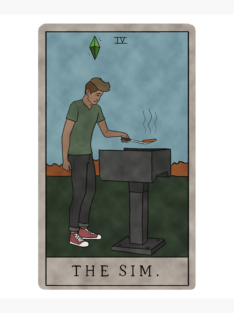 The Sim by Poppyheart