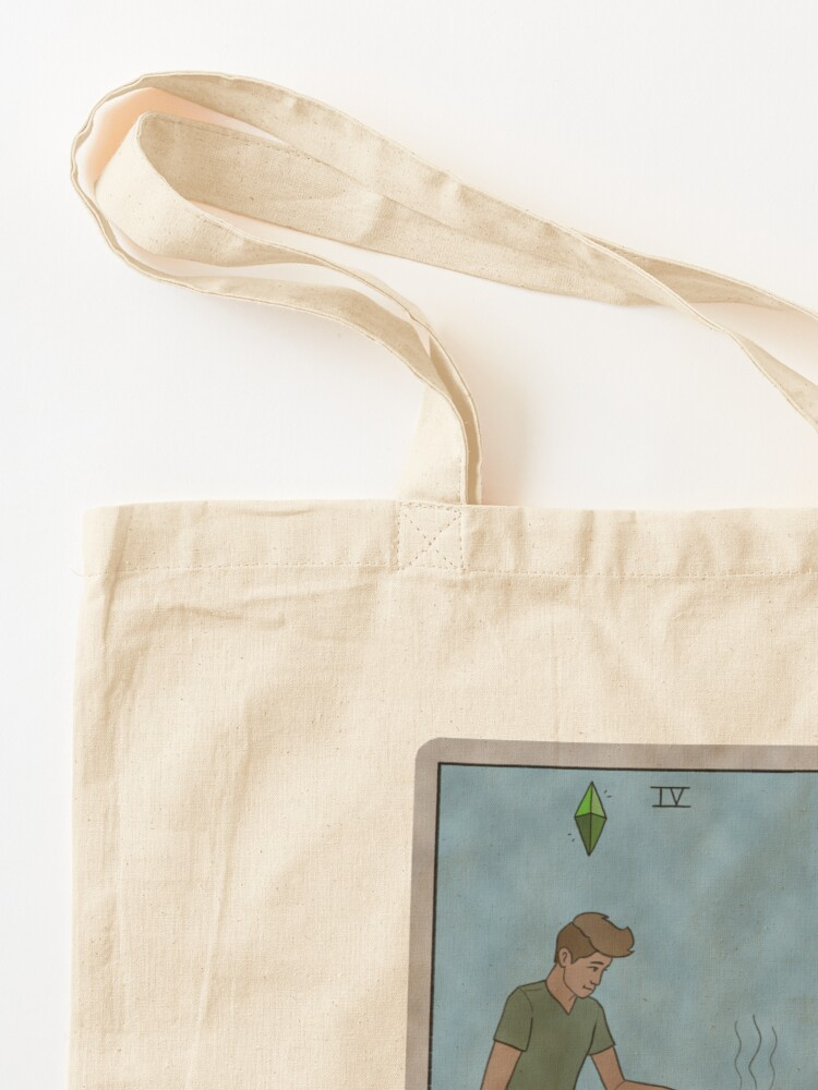 Alternate view of The Sim Tote Bag