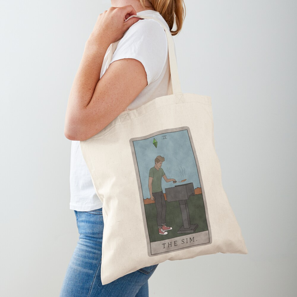 The Sim Tote Bag