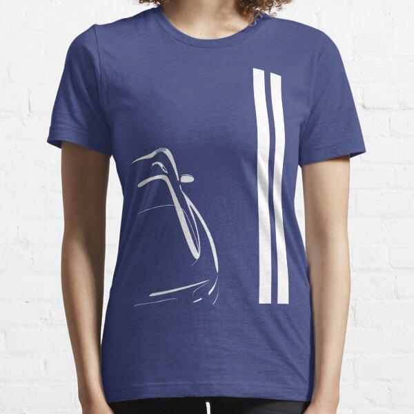 Viper Stripes Essential T-Shirt