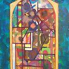 beeonstainedglass by IanRockArt