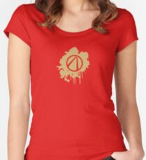 The Vault Women's Fitted Scoop T-Shirt