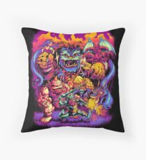 GHOSTS 'N' GOBLINS Throw Pillow