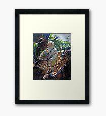 ~Astronaut Joe~ Framed Print