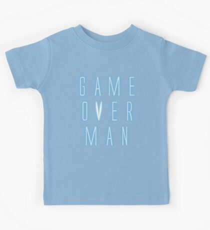 Game Over Man Kids Clothes