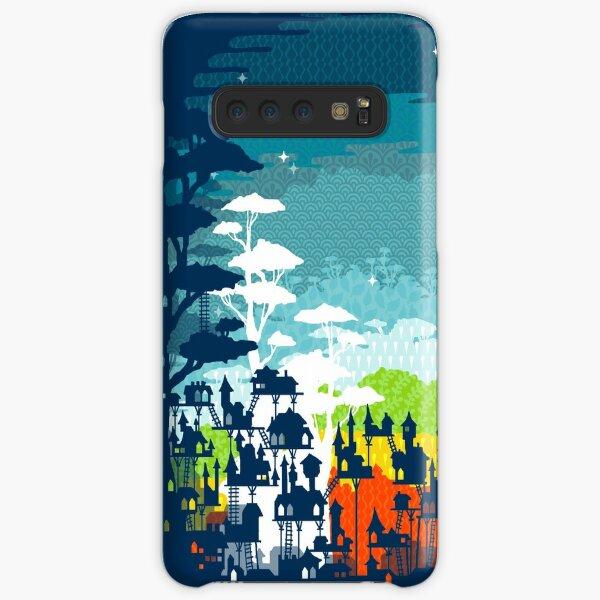Rainforest City Samsung Galaxy Snap Case